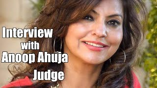 Author interview with Anoop Ahuja Judge, by Oumar Dieng