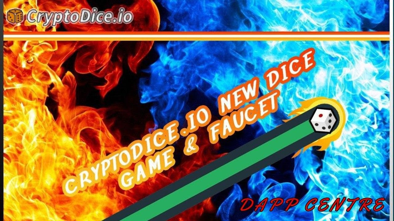 CRYPTODICE.IO! NEW FAUCET! BETTING STRATEGIES!