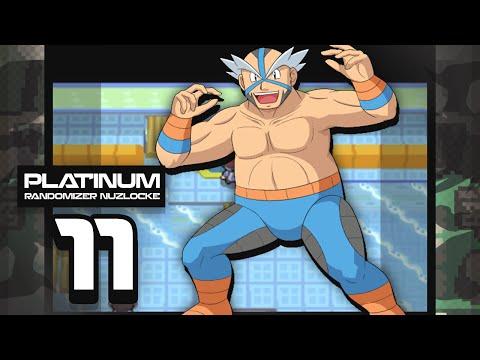 "Pokemon Platinum Randomizer Nuzlocke w/PokeaimMD! - Ep 11 ""11 minutes in Hell"""