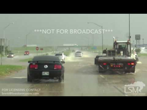 8-10-2017 Oklahoma City, OK-Flooding