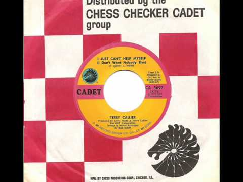 TERRY CALLIER - I JUST CAN'T HELP MYSELF (CADET)