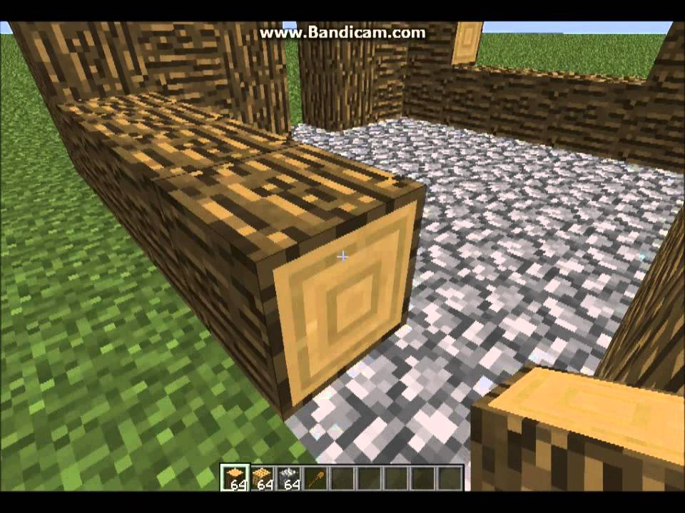 Minecraft A Step By Step Guide To Building A Simple House