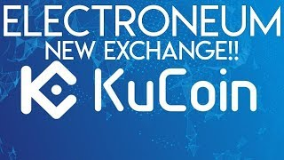 Electroneum on Kucoin Exchange || Bitcoin hits $11k || by Crypto Phoenix
