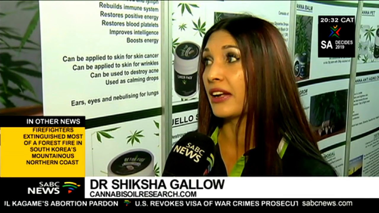 SA could become world leader in cannabis industry