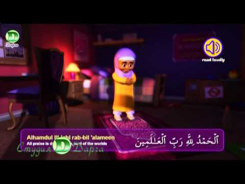 Мусульманский мультфильм про намаз