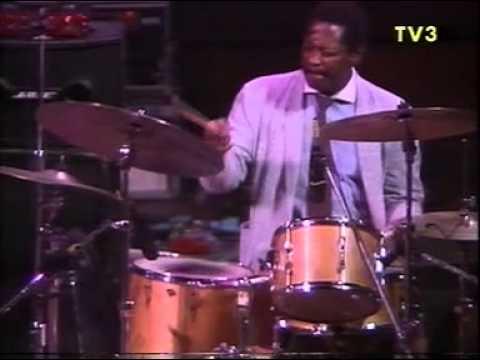 Jay Jay Johnson Quintet Jazz fest Barcelona 1990