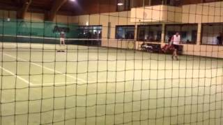 Europen Senior Open 2015 Seefeld tiebreak Jörgen Åberg - Vi
