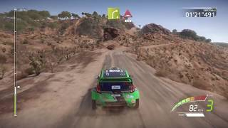 WRC 7 FIA World Rally Championship - Over 15 minutes Across 4 Countries PC 60FPS 1440p Gameplay