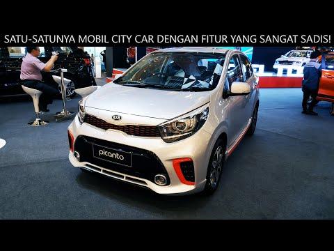 In Depth Tour Kia Picanto GT Line AT (JA) [2020] (Indonesia)