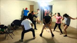 Harlem Shake Baauer Home Style (See If You Can Watch Without Laughing)