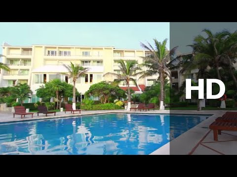 Solymar Beach Resort Canc 250 N Youtube