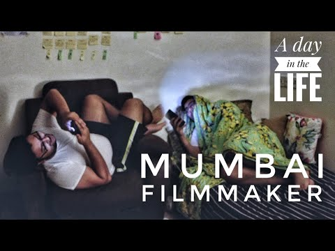 A Day in the Life of Mumbai Filmmaker in Quarantine
