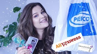 ◦ °✮ ✩HAUL zakupowy z  Pepco  ✔  Aliexpress  ✔ Amazing Phone ✔  ✩ ✮ ° ◦