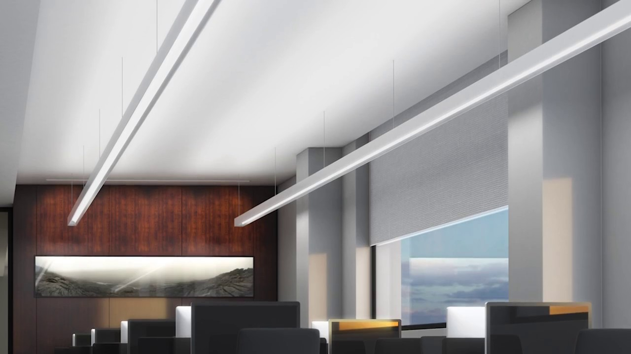 ELEMENT by Tech Lighting: Merge Suspended Linear System ...