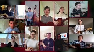 "Virtual Orchestra - Mojoj Majci | Hrvatski Folklorni Ansambl - Croatian Folklore Ensemble ""Croatoan"""