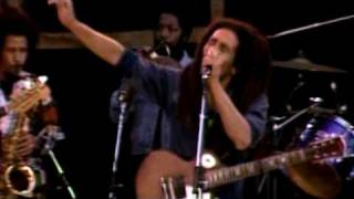 Bob Marley (HD Live) - I Shot The Sheriff