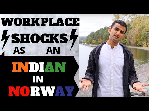 Workplace culture shock as an Indian in Norway || एक भारतीय