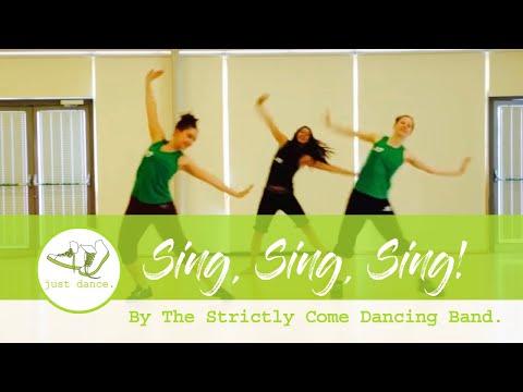 Swing Zumba Routine - 'Sing Sing Sing!' by Just Dance UK