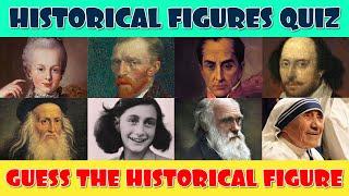 Historical Figures Quiz screenshot 3