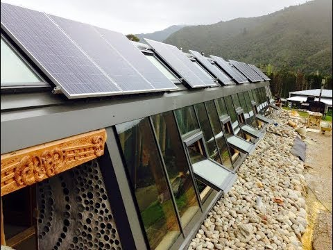 Healthy Homes  Te Timatanga Earthship New Zealand