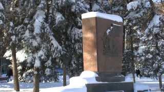 Зима в Волгограде - Достопримечательности - КАНАЛ