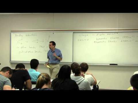 Chem 203. Organic Spectroscopy. Lecture 01. Infrared Spectroscopy: Introduction