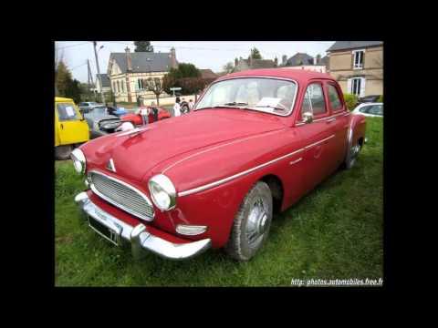 1959 Renault Fregate Youtube