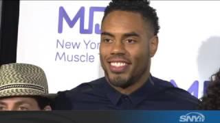 Rashad Jennings talks Giants loss and his future