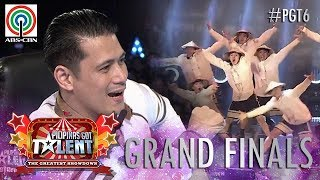Pilipinas Got Talent 2018 Grand Finals: Nocturnal Dance Company - Dance