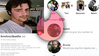 Tinder Matches from Hell with Backstories