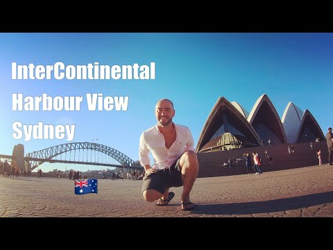 InterContinental Sydney 5***** : Superb Harbour View Room