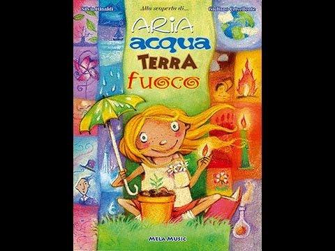 Aria Acqua Terra Fuoco Canzoni Per Bambini Di Mela Music Youtube