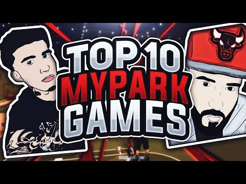 TOP 10 MYPARK GAMES OF THE YEAR - NBA 2K17