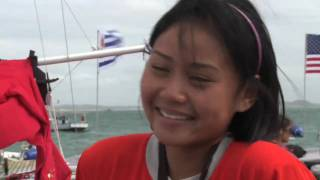 Interview with Griselda Khng | Volvo Youth Worlds 2009