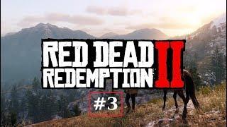Red Dead Redemption II #3 Napad na O'driscoll