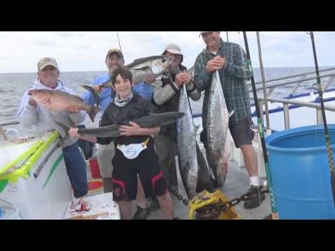 Join us For March Madness! | Deep Sea Fishing Charters  |  http://www.HubbardsMarina.com