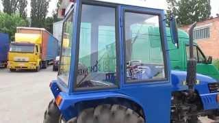 Кабина на минитрактор Донфен 354(Изготовим кабину на минитрактор в г. Житомире На видео кабина на мини трактор Донфен 354 кабина изготовлена..., 2014-05-25T11:03:43.000Z)