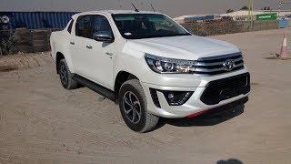 2018 Toyota Hilux 4.0 Petrol Automatic TRD In Dubai