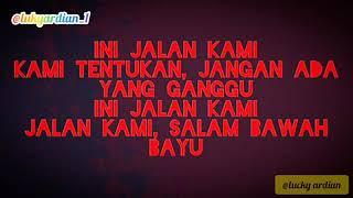 Download Lagu #Inijalankami #BQUEXX  INI JALAN KAMI - lirik | B-QUEXX mp3