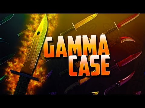 CSGO GAMMA Case Opening! - Big Bets and Scamma Cases!