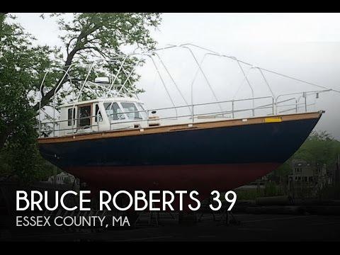 [SOLD] Used 1983 Bruce Roberts 39 in Danvers, Massachusetts