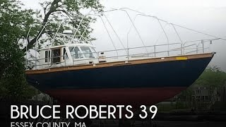 Used 1983 Bruce Roberts 39 For Sale In Danvers, Massachusetts