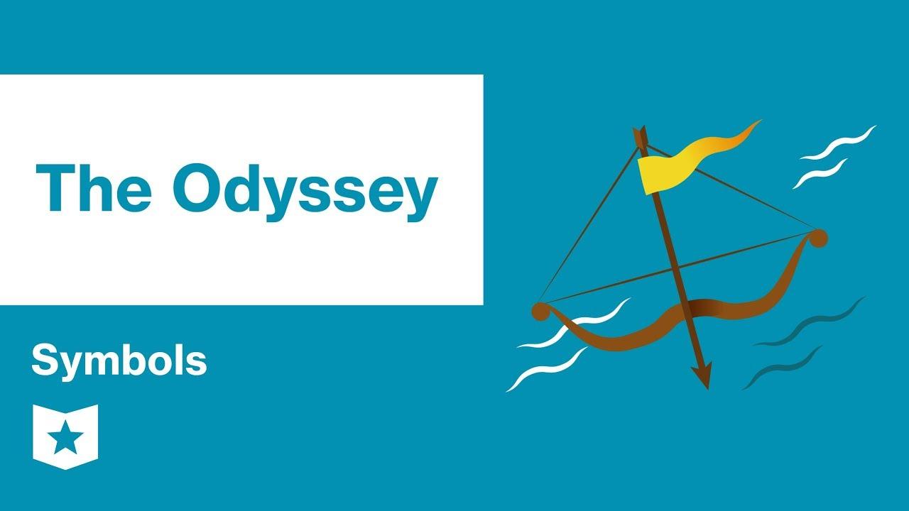 The Odyssey By Homer Symbols Youtube