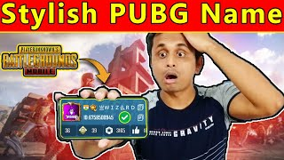 🔥How To Make Stylish Name in PUBG   Add Symbols in PUBG Name   PUBG Stylish Name Kaise Likhe screenshot 5