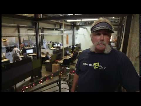 Inside Tour of uShip.com with Marc Springer of Shipping Wars