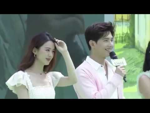 Engsub - Yang Shuang - Comparisons between Love O2O and Jasmine Tea Press Conference