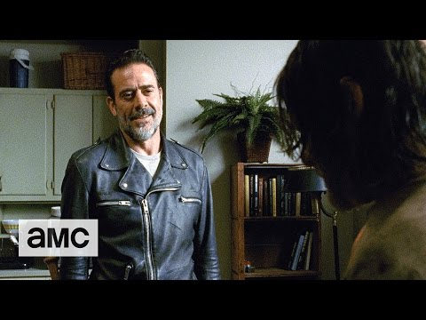 (SPOILERS) The Walking Dead: 'Who Are You?' Talked About Scene Ep. 703