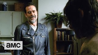Spoilers Walking Dead Who Are You Talked About Scene Ep