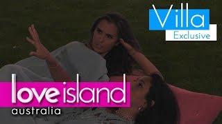 Millie and Amelia struggle with geography | Love Island Australia 2018