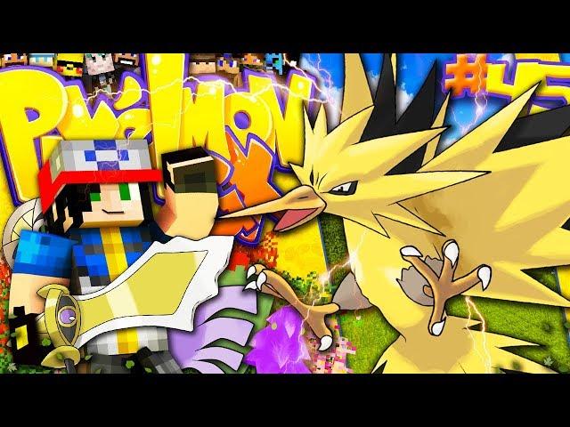 CI INCONTRIAMO DI NUOVO EH? ZAPDOS!!! - Minecraft ITA - PIXELMON GX #45